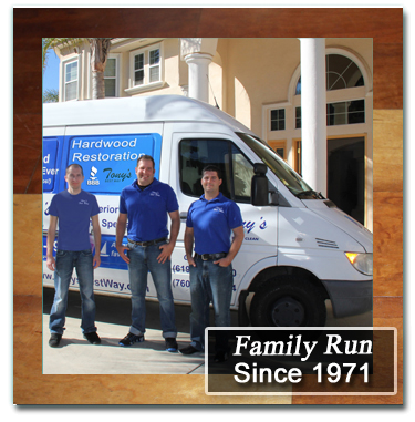 Hardwood Floor Refinishing San Diego Trusted Local Name
